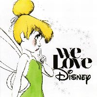 Cover  - We Love Disney [2015]